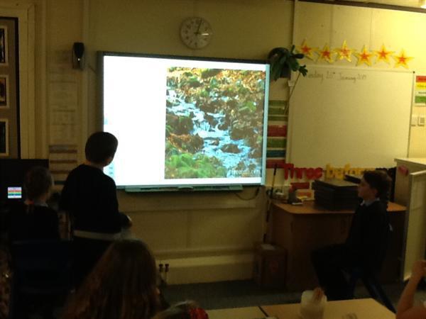 River presentations