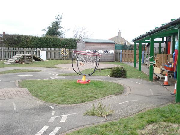 Outdoor for Pre school and Class 6
