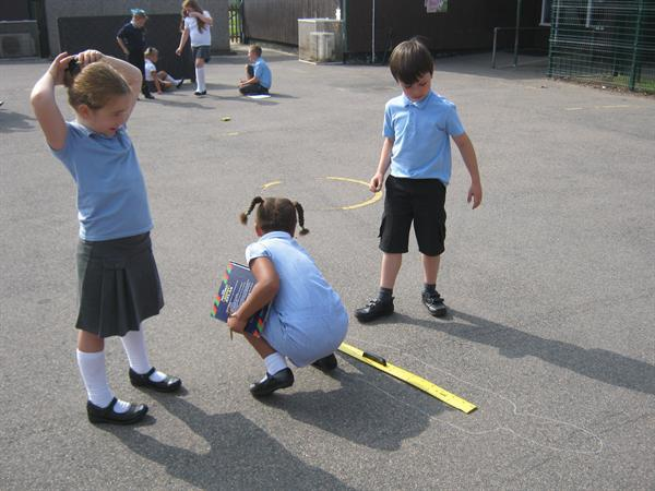 Measuring our shadows