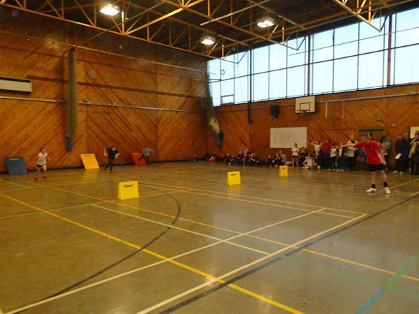 U9 indoor athletics