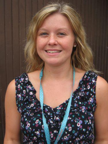 Miss Jacobs - Teaching Assistant