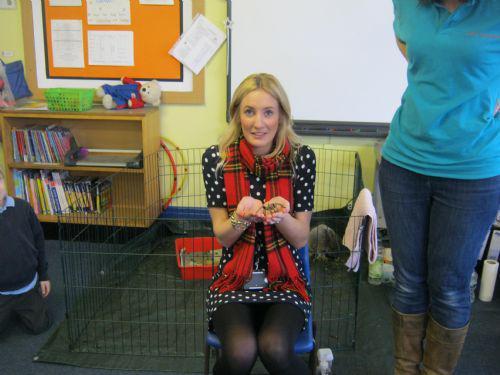 Class teacher: Miss Holt
