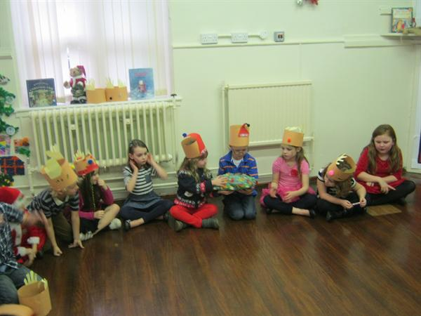 Y2 Christmas Party