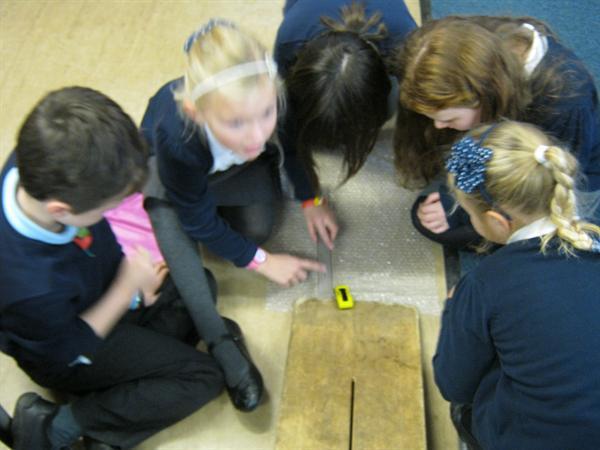 Investigating friction