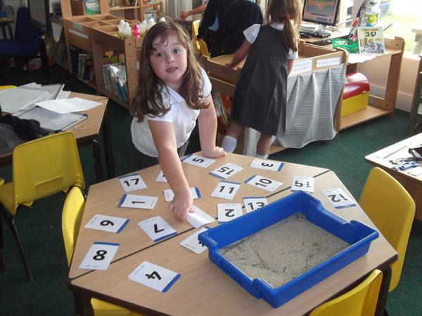 Counting in Maths