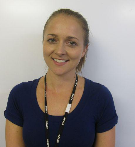 Mrs Naylor - Class Teacher