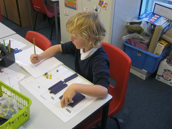 Learning the columnar method