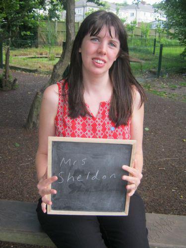 Mrs Sheldon - Teaching Assistant