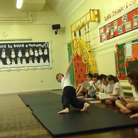 Gymnastics - floor