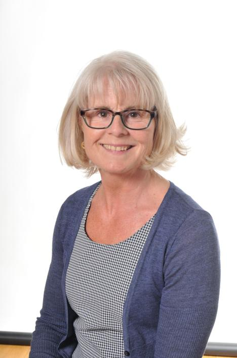 Mrs Cooper - Teacher