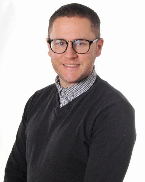 Mr Hinson - Reception Teaching Assistant