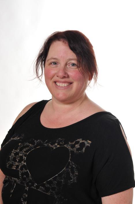 Mrs Hunter - Teaching Assistant