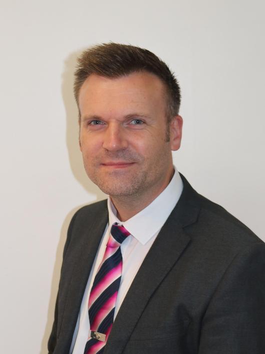 Mr C Edwards - Vice Principal