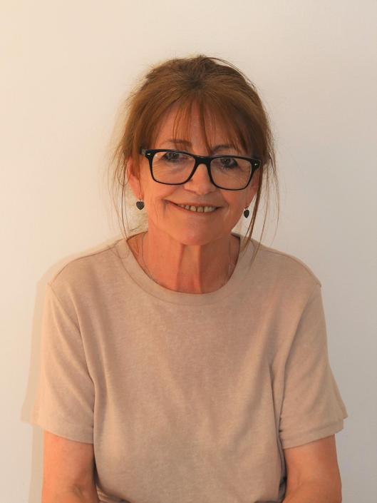 Mrs M Hayes - Midday Supervisor
