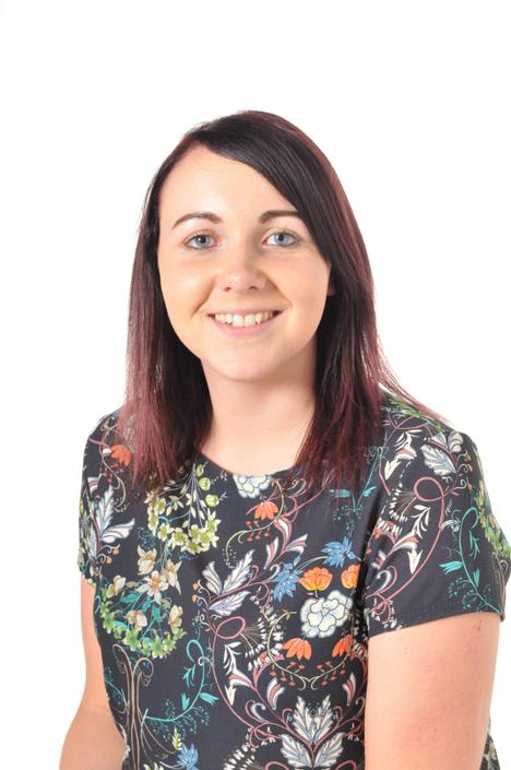 Miss Thacker - Reception Teaching Assistant