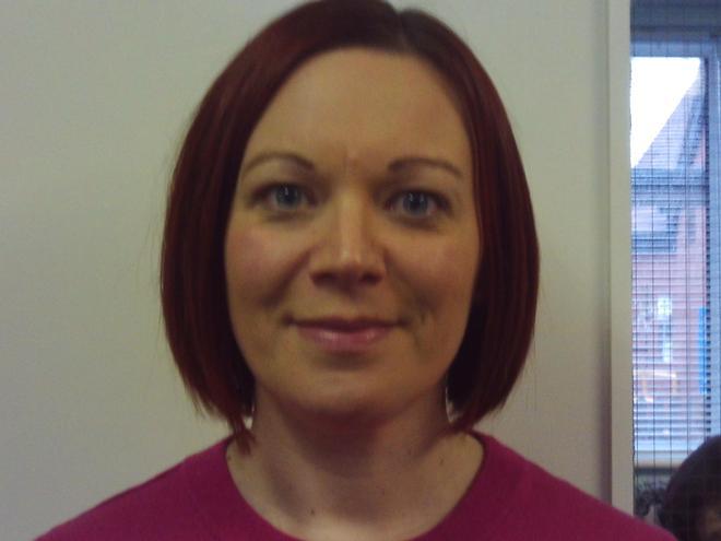 Sally McCaugherty Deputy Designated Safeguarding Lead