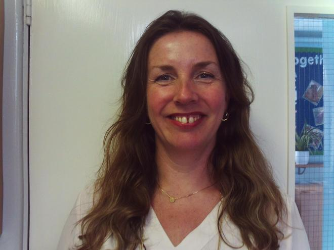Severine Evans, MFL Teacher
