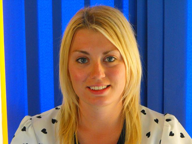 Amy Kite KS1 Lead/Year 2 Teacher