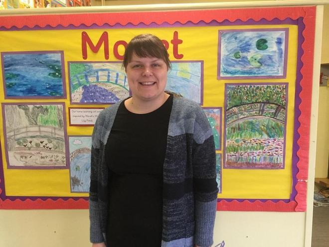 Emma Waldron EYFS Teaching Assisant