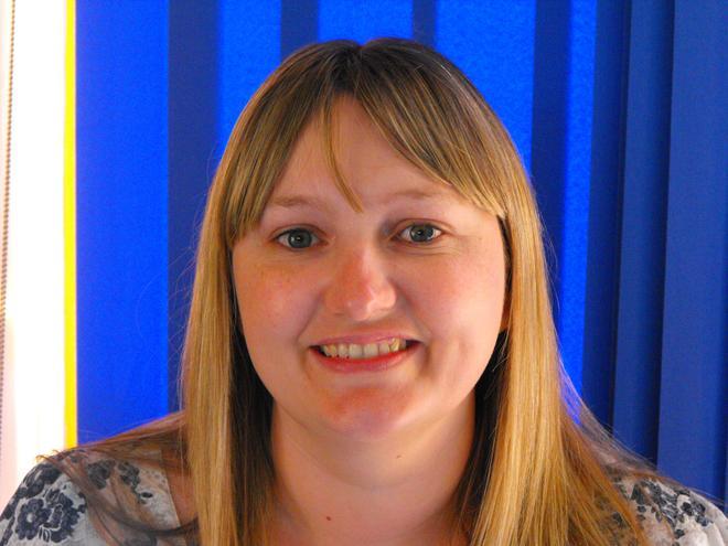 Becky Enstone Deputy Designated Safeguarding Lead
