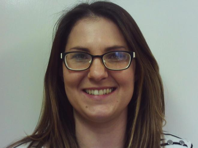 Emma Suffield EYFS Teaching Assistant