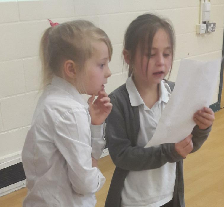 Reciting Together!