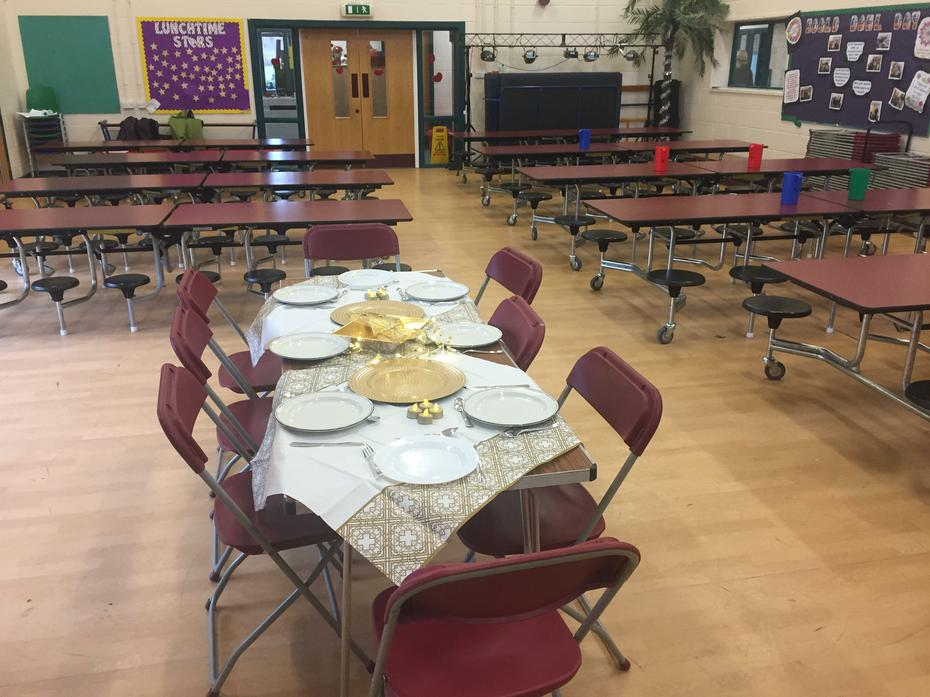 The Golden Table