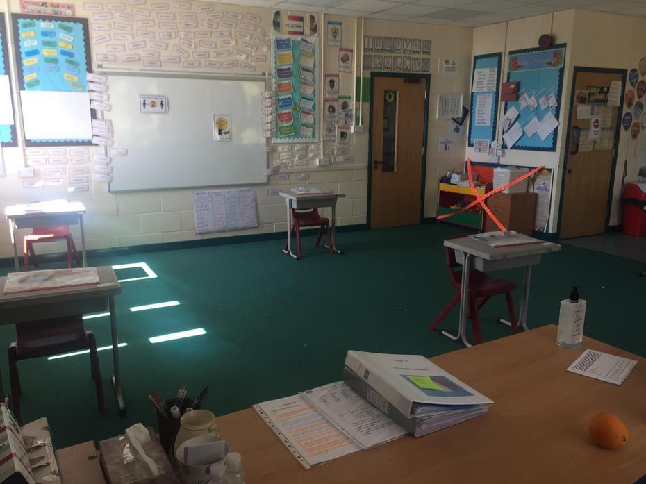 Year 6 (DB Classroom)