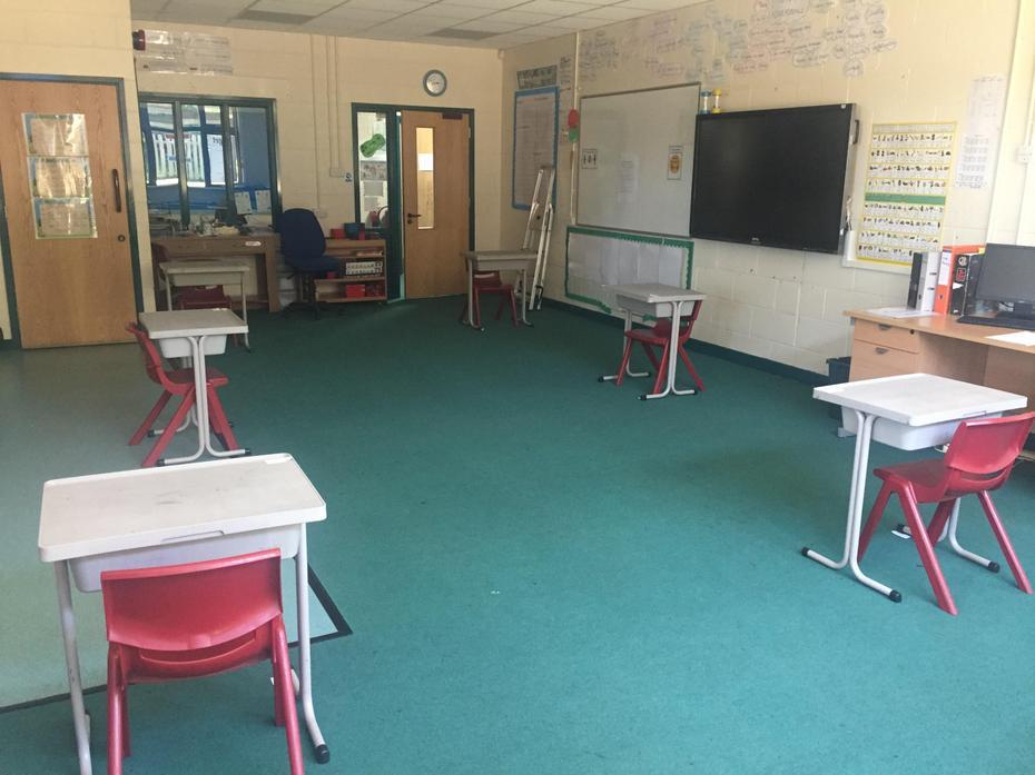 Year 6 (IB Classroom)