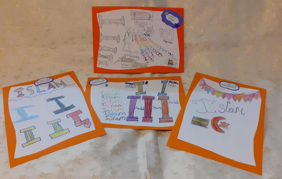 Year 5 Winning & Highly Commended Entries!