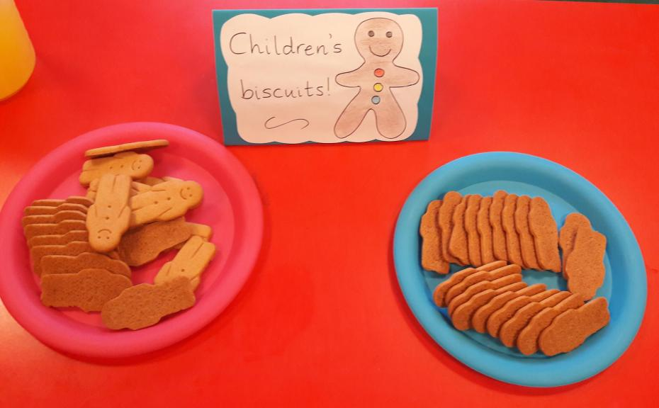 The Children's Biscuits!