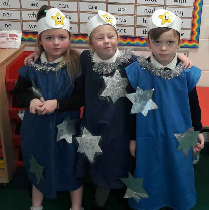 Our shining stars!