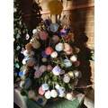 Our 'Pom Pom Tree' at St Francis Tree Festival