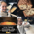 Lily has been baking!! Mmmmmm
