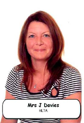 Mrs Davies, HLTA