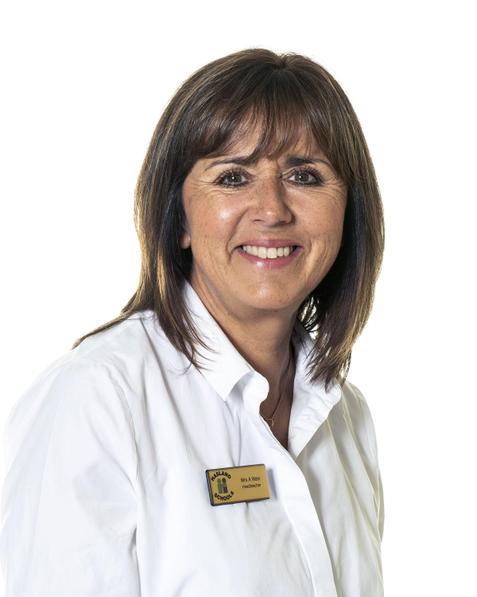 Mrs Wain Head Teacher-BEdHons PGCert(SEN) NPQH NLE