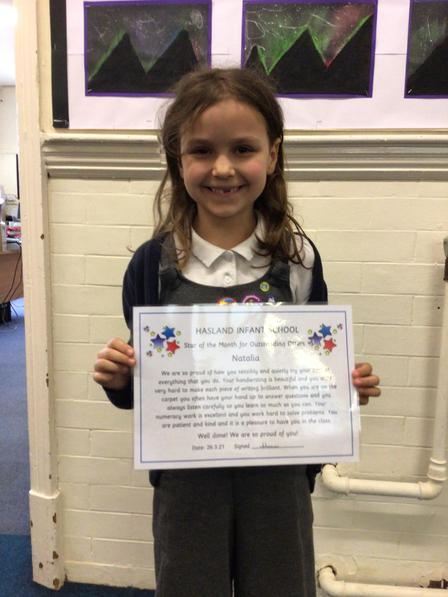 Star of the Month March 2021