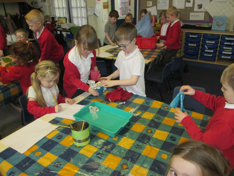 investigations about materials