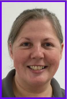 Jen Pearson-Young - Manager and Safeguarding Lead