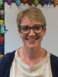 Julie Taylor - Puffins Class Teacher/EYFS Lead