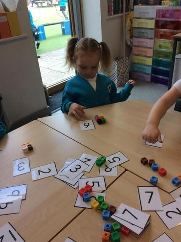 Practising our Counting Skills