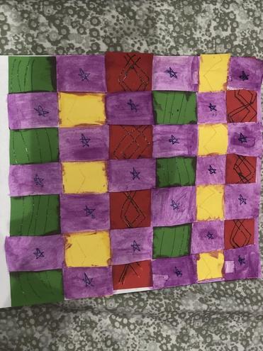 Project Viking Weave- Anya