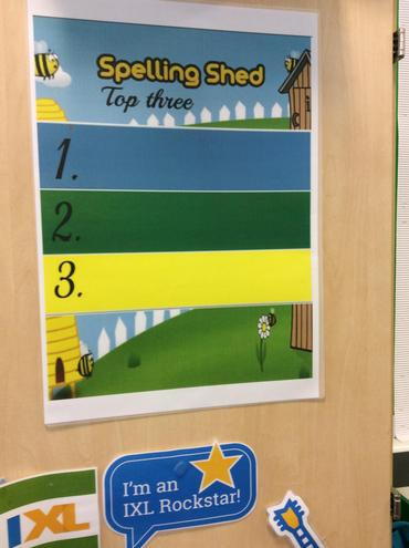 TTRS, Spelling Shed and IXL are very important to practise