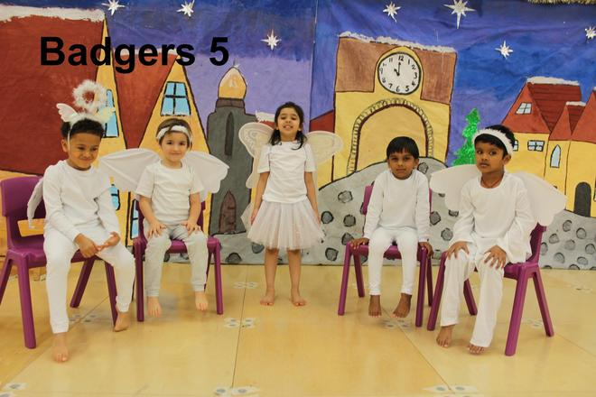 Badgers 5