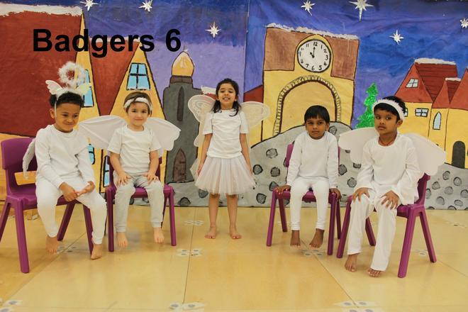 Badgers 6