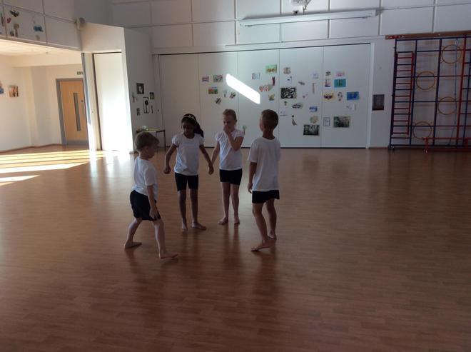 PE dance