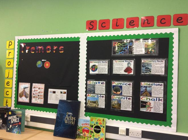 Displays contain information we need to complete our work.