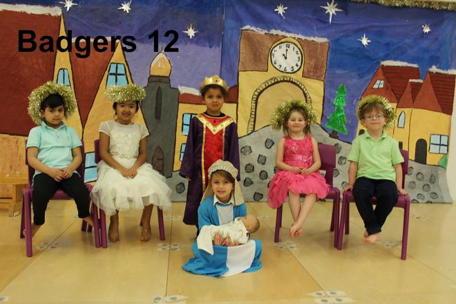 Badgers 12