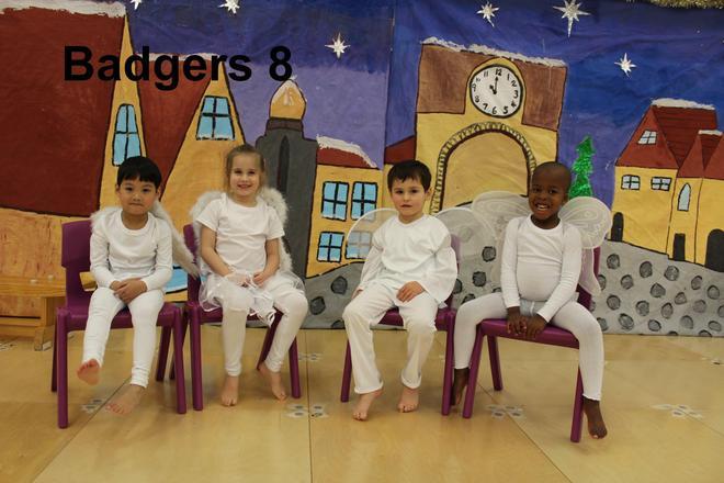 Badgers 8