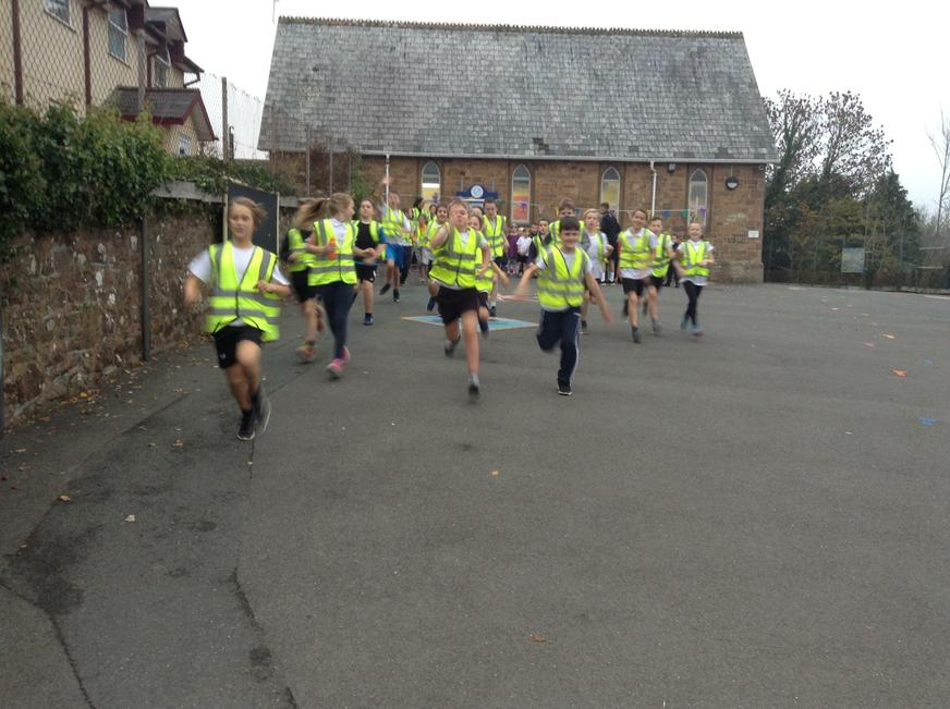 Running Club Years 4-6